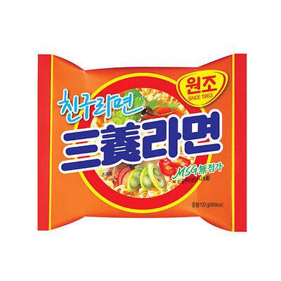 Samyang Ramyun 3PCS  /ramen, Korean Instant noodle, SNSD, fathers day , korea,