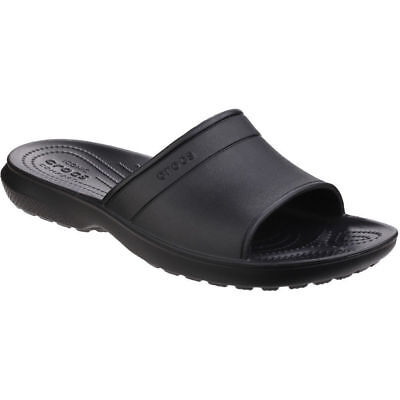 Classic Crocs Mens Womens Beach Summer Toe Post Mules Flip Flops Size M 5 W 6
