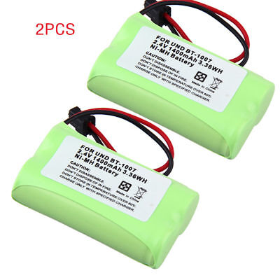 2xPhone BT-1007 Replacement Battery For Uniden DECT6.0 model BBTY0624001 1400mAh