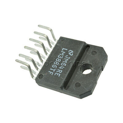 10pcs Lm3886tf Lm3886 To220-11 68w High Power Audio Amplifier Ic Replace Lm1875t