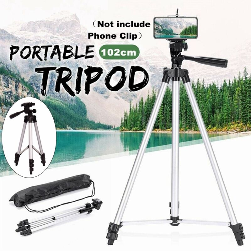 Portable Flexible Camera Tripod Digital Camcorder Stand Holder For Nikon Canon