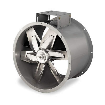 Dayton 30 Tubeaxial Fan 3c412 Belt Driven Farm - Industrial - Free Ship