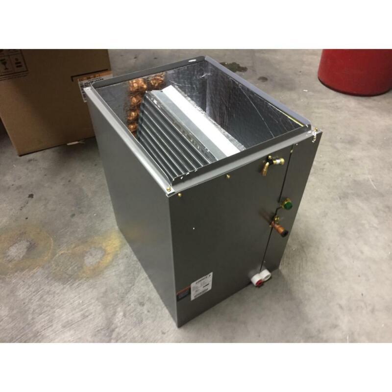"LENNOX C37-38B-2F-1 3 TON AC/HP UPFLOW CASED ""A"" COIL, R-22/R-410A"