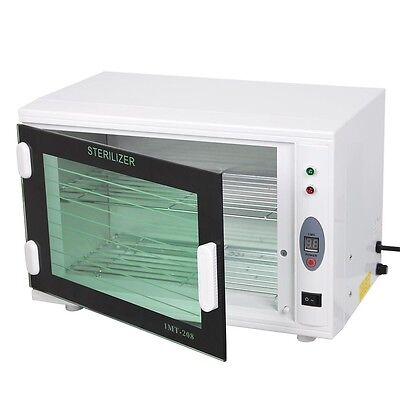UV Tool Sterilizer Cabinet w/ Timer Sterilization Menicure Nail Salon Spa Tattoo on Rummage