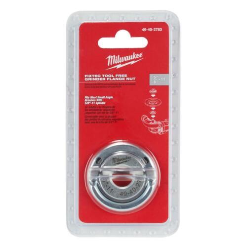 Milwaukee 49-40-2783 FIXTEC Tool Free Grinder Flange Nut