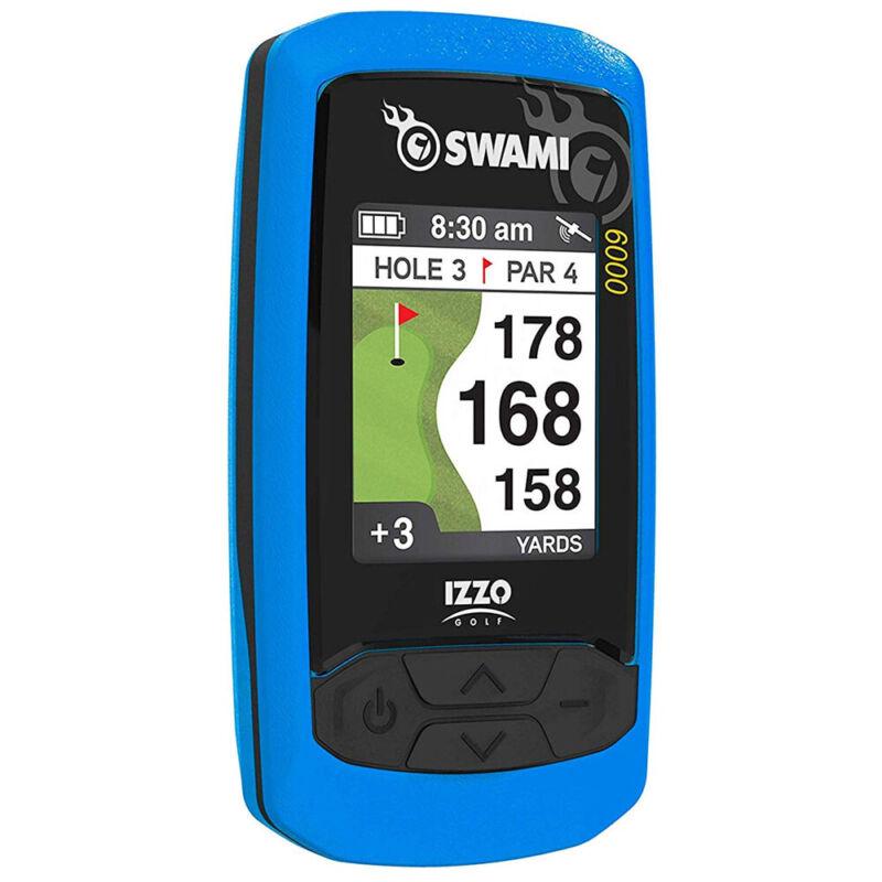 Izzo Swami 6000 GPS - Blue