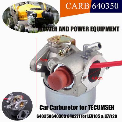 Carburetor for Tecumseh 5hp 5.5 6hp 6.5 Go Kart Engine Cart Horizontal Lawn Carb ()