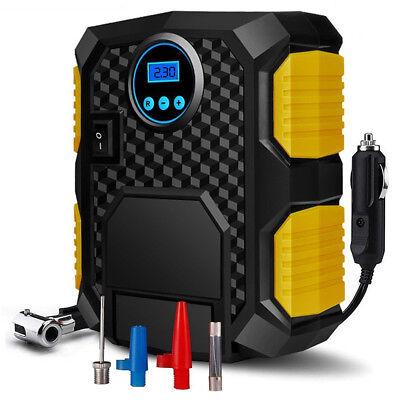 Digital Air Kompressor 12V Auto Reifen Luftpumpe Inflator Reifenfüller 150 PSI