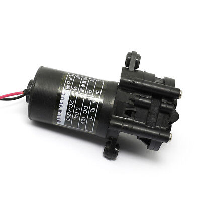 12v Mini Gear Self-sucking Water Pump 0-100 Food-grade For Hot Drink Zc-a250