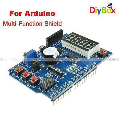 Multi-function Expansion Based Shield Kit Learning For Arduino Uno R3 Mega 2560