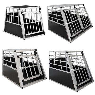 Hundetransportbox Hundebox Autotransportbox Reisebox Alu Transportbox Sam´s Pet®