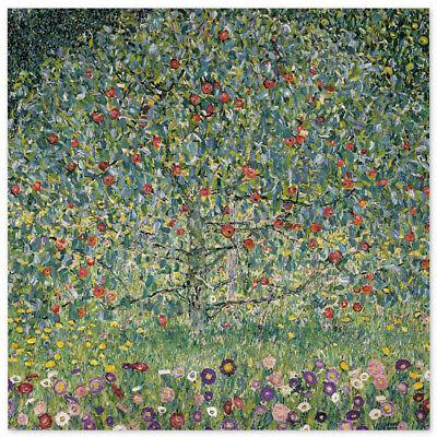 Gustav Klimt, Apfelbaum I, Poster