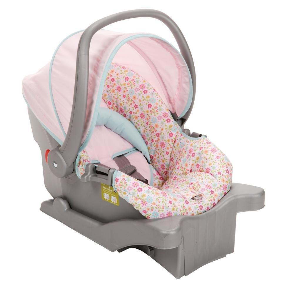 Pink Safety First Car Seat Girls Flower Car Seat Safety