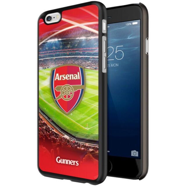 OFFICIAL LICENSED INTORO ARSENAL FC 3D Case Cover for Apple iPhone 6 / 6S