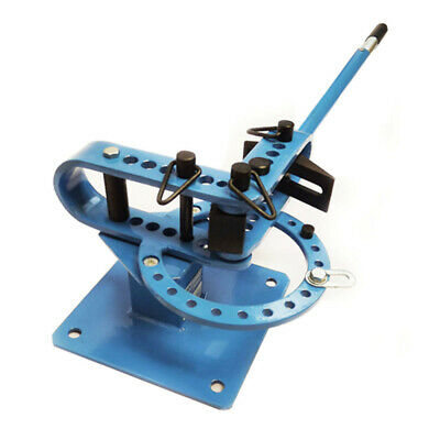 7 Dies 1-3 Inch Portable Compact Bender Metal Fabrication Tube Rod Pipe Bender