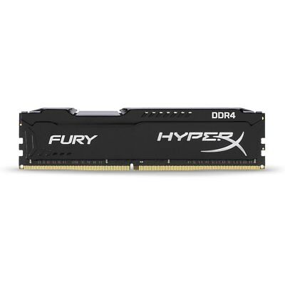 For Kingston HyperX FURY DDR4 8GB 2400MHz CL15 1.2v 19200 DIMM Desktop Memory segunda mano  Embacar hacia Mexico
