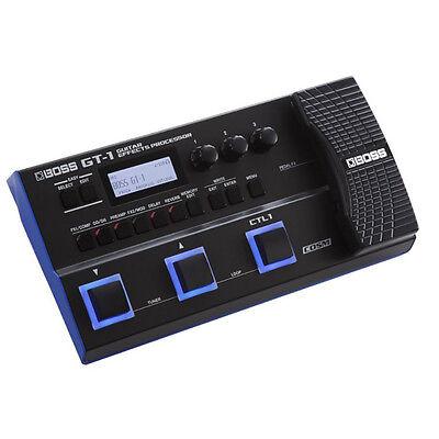 BOSS GT-1 COSM Guitar Reverb Wah Delay USB Effects Processor Stompbox Pedal