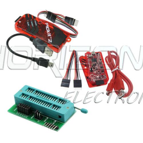 2PCS PICkit2 PIC KIT2 debugger programmer for PIC24 PIC32 PIC dsPIC new