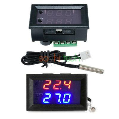 -50-110c W1209wk Digital Thermostat Temperature Control Smart Sensor Dc12v