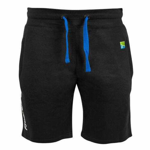 NEW 2021 Preston Innovations Black Jogger Shorts