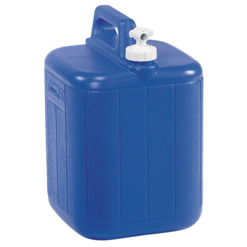 Coleman Water Jug Container 5 Gallon Tote Home Camping Emerg