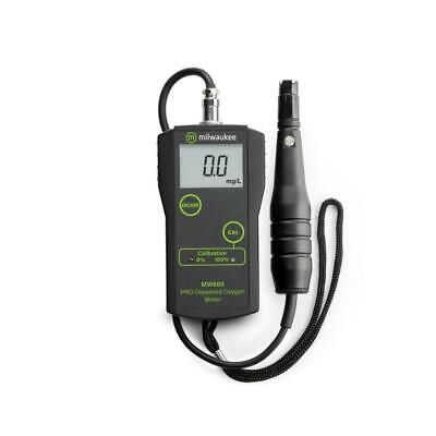 Milwaukee Mw600 Dissolved Oxygen Meter