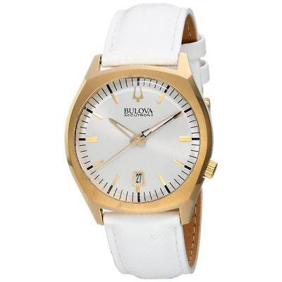 bulova men's diamond stainless steel watch 97d113