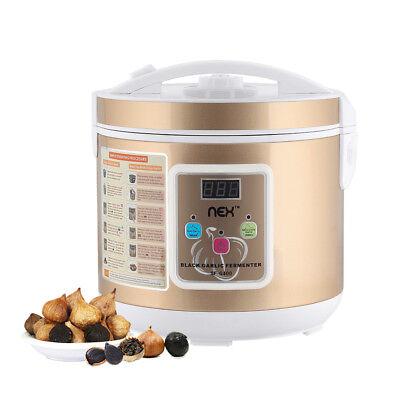 NEX 5LTiming Automatic Garlic Fermenter Ferment  Black Garlic Maker Machine DIY