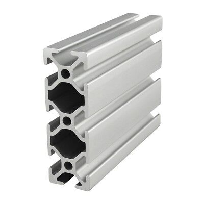 8020 Inc T-slot 25mm X 75mm Aluminum Extrusion 25 Series 25-2576 X 1015mm N