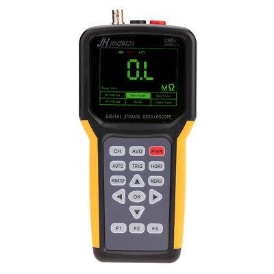 Jds2012a 200msas 20mhz Multimeter Handheld Oscilloscope Tft Lcd Digital Storage