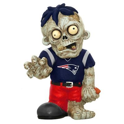 NEW ENGLAND PATRIOTS  ZOMBIE FIGURINE Halloween new in box ()