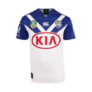 2017 Canterbury Bulldogs Rugby Jersey (Large) Lynbrook Casey Area Preview