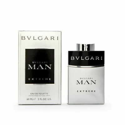 BVLGARI MAN EXTREME 60ML EAU DE TOILETTE SPRAY BRAND NEW & SEALED