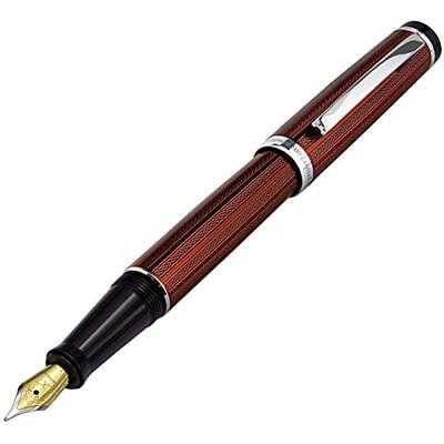Fountain Pens Xezo Diamond Cut (Incognito Copper F)