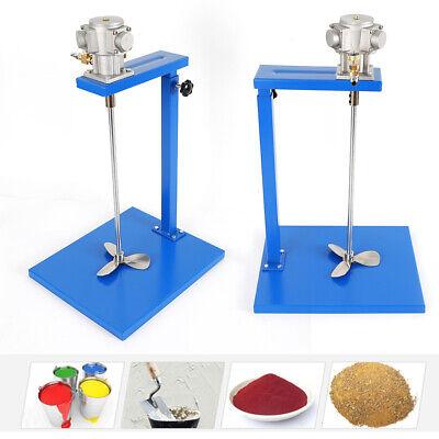 5 Gallon Automatic Pneumatic Paint Mixer Agitator Blender Coating Mixing Machine