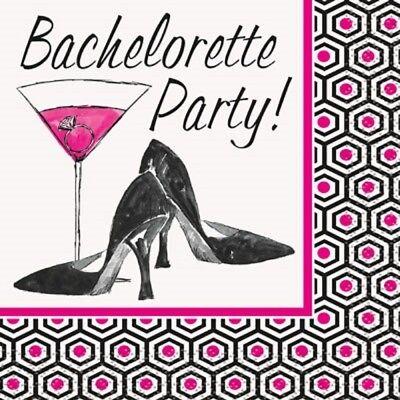 Bachelorette Party Napkins (