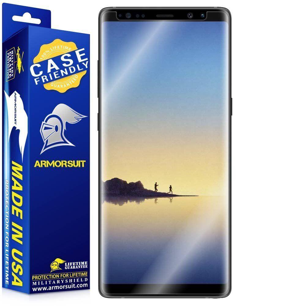 ArmorSuit MilitaryShield -Samsung Galaxy Note 8 Case-Friendl