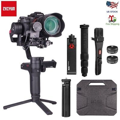 US Zhiyun WEEBILL LAB Creator Kit Handheld Stabilizer for Mirrorless Camera