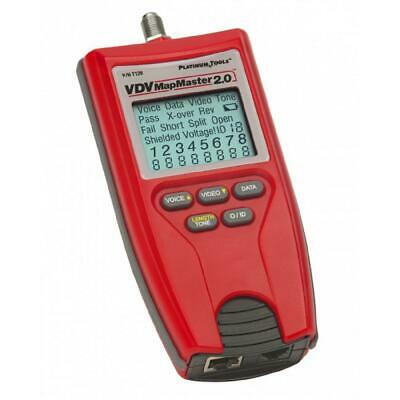 New Craftsman 82114 Vdv Voicedatavideo Pro Tester