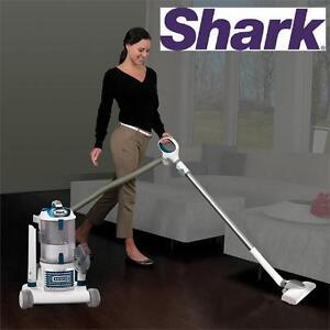 USED SHARK ROTATOR PRO VACUUM Rotator Professional Lift-Away Vacuum Cleaner - BLUE  WHITE 104211972