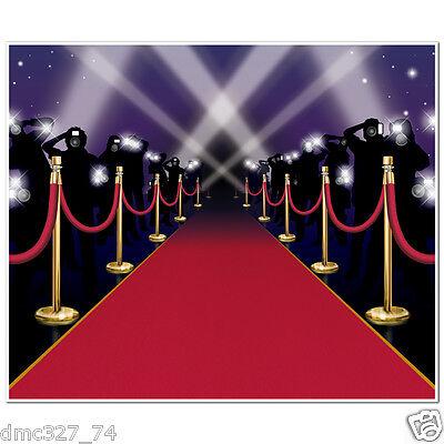 HOLLYWOOD Movie Night  Awards RED CARPET Decoration Insta MURAL Wall