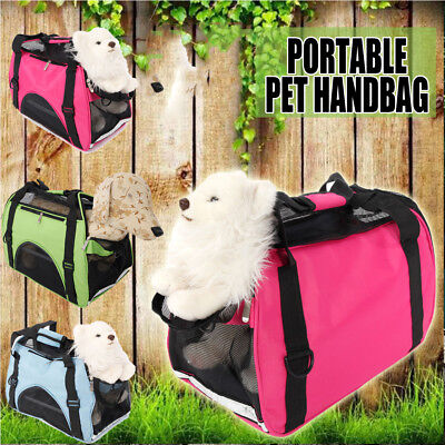 S Handbag Carrier Comfort Pet Dog Travel Carry Bags Tote Cat Puppy Hollow-out