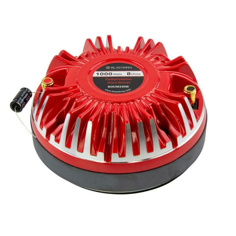 1000 Watts 8 Ohms Bolt-On Compression Driver 2 inch Voice Coil - BDUM280B