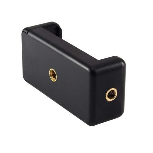 Universal Cell Phone Selfie Sticks Adapter Holder Clip Tripo