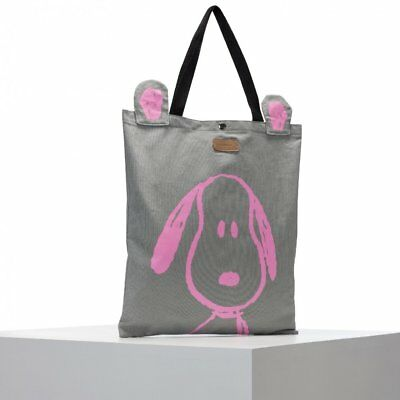 CODELLO Tasche Handtasche Shopper X Peanuts Snoopy Charlie Brown Canvas ()