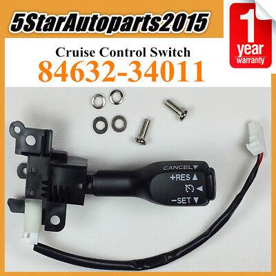 Cruise Control Switch 84632-34011 For Toyota Camry Rav4 Prius Land Cruiser Lexus
