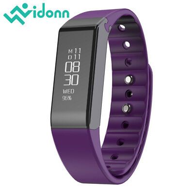 Vidonn X6S Smart Bnad Bracelet OLED Activity Trackers Bluetooth 4 Android /iOS p