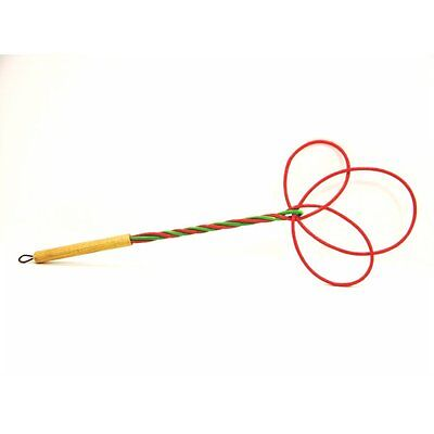 Metal Carpet Beater with Wood Handle length 65cm