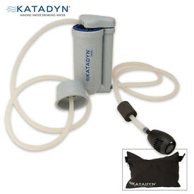 Katadyn Hiker Water filter from the Backcountry Series - Brand New