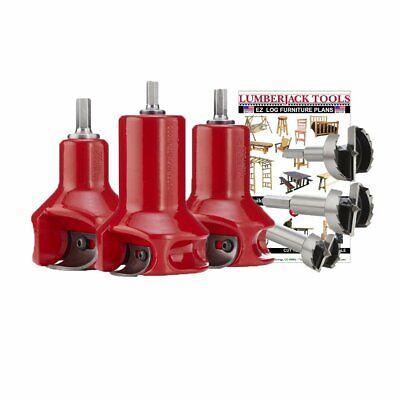 Lumberjack Tools 3-piece Home Series Master Kit Hsk3